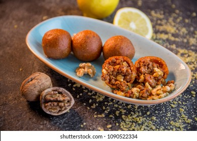 food photography for Turkish and Syrian food, Kubbi, Kubbeh