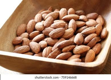 Food, Roasted almond