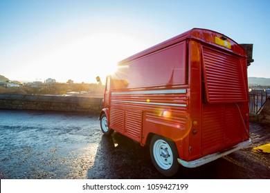 food truck europe