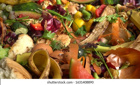 Food Waste and Kitchen Scraps. Organic waste recycling:  Composting or Anaerobic digestion (conversion of food waste into energy)