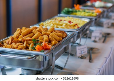 food wedding catering