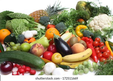 food,raw,vegetables,fruit,fresh,healthy,vitamin,
