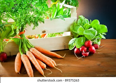 foods grown in the country.