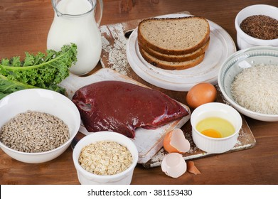 Foods Highest in Thiamin (Vitamin B1).