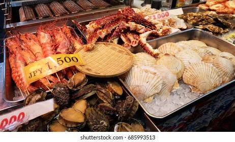 foods in the market