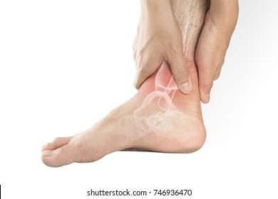 foot bones pain