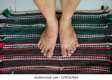 foot and Floor mat
