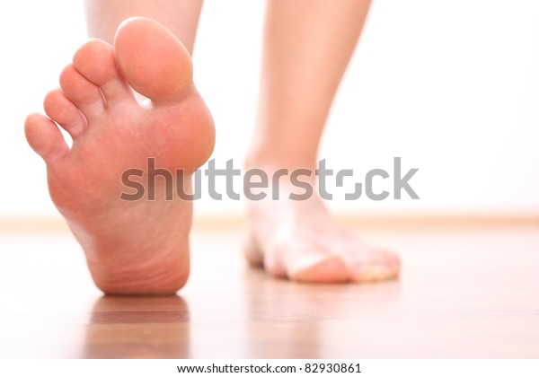 Foot stepping