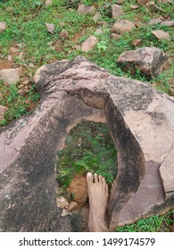foot in the stone mid