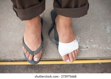 Foot ulcers