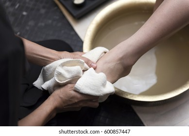 Image result for footwashing images