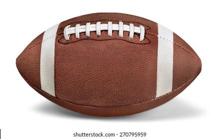 Football, ball, american.