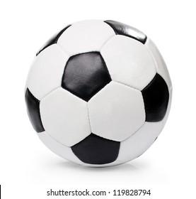 football ball, isolated