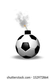 Football bomb
