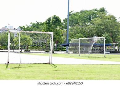 Football field net