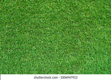 Football field surface. Green background.