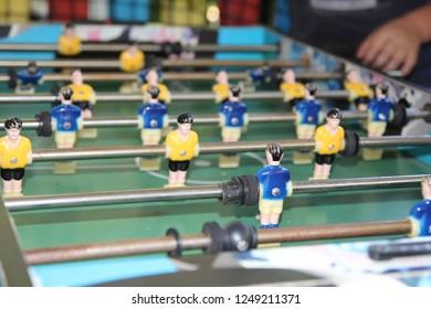 Football game for kids joga