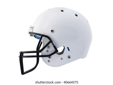 Football Helmet (with clipping path)