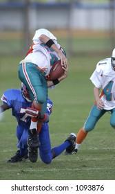 football high tackle