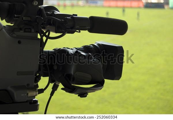 Football Match Camera