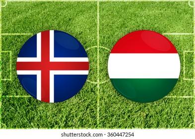 Football match symbols