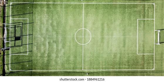 Football matchfield Soccerfield Soccer Stadium