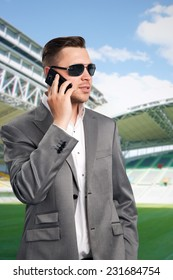 Football player's agent