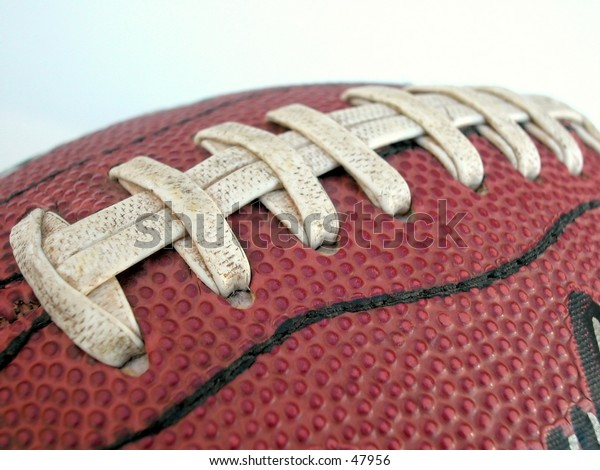 football with shallow dof