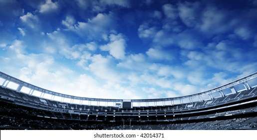Football Stadium Horizontal
