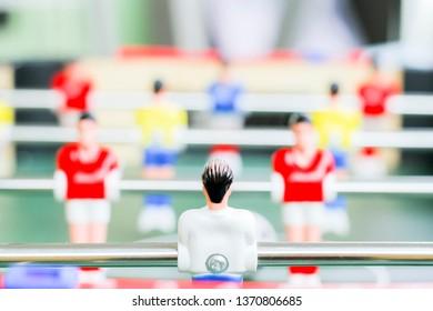 football table soccer, Table football game, Soccer table