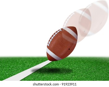 football touch down