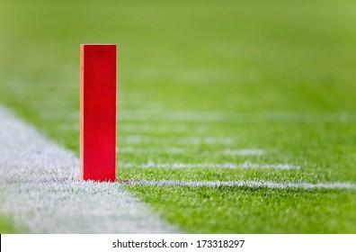 Football Touchdown Pylon