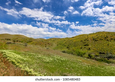 Foothills in Boise, Idaho