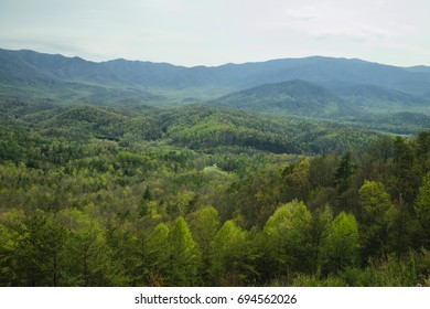 Foothills Parkway in East Tennessee