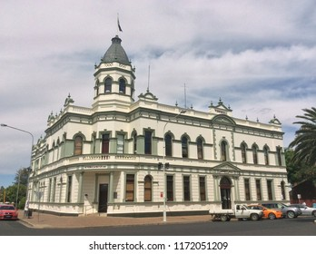 Forbes Town Hall NSW Australia August 2018