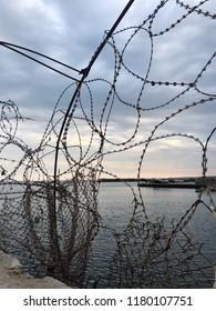 the forbidden black sea. acute wire