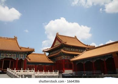 Forbidden City Beijing