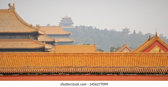 The Forbidden City constructed from 1406 to 1420, the complex consists of 980 buildings. It was the former Chinese imperial palace from the Ming dynasty to the end of the Qing dynasty (1420 to 1912).