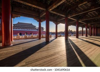 Forbidden City Meridian