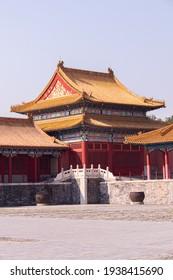 Forbidden City palace, Beijing - China