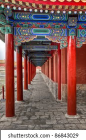 The Forbidden City (Palace Museum) in Beijing, China
