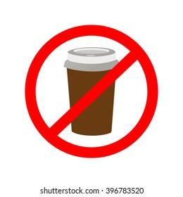 forbidden to  drink