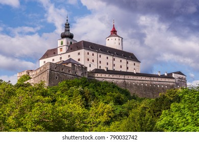 Forchtenstein (Burgenland, Austria) - one of the most beautiful castles in Europe