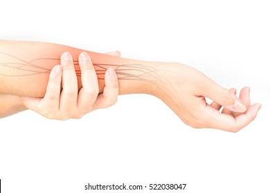 forearm nerve pain
