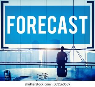 Forecast Prediction Precision Probability Future Concept