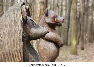 forest dwellers from the tree