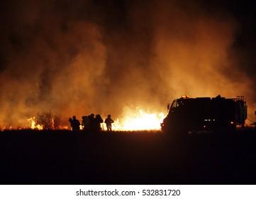 forest fire, incendio foresta en el bierzo