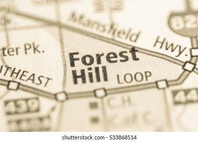 Forest Hill. Texas. USA