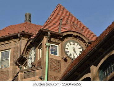 Forest Hills Clock Tower Queens New York