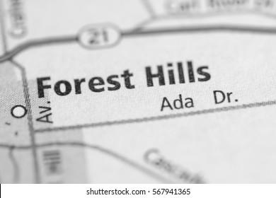 Forest Hills. Michigan. USA